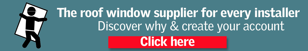 Discover why we could become your prefered and reliable supplier of roof windows and blinds
