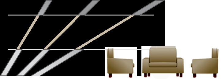Strešné okno podľa sklonu strechy