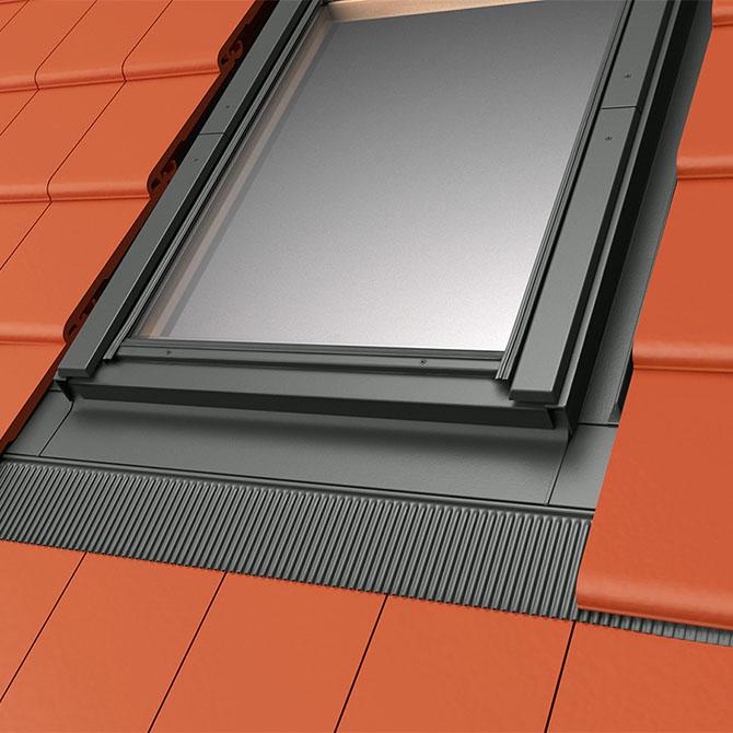 solstro tile flashing l tfx l. Black Bedroom Furniture Sets. Home Design Ideas
