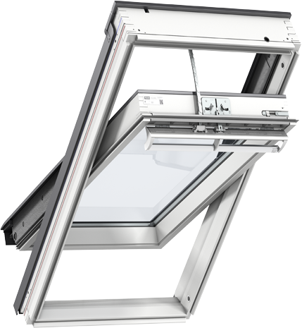 Velux solstro roof windows blinds accessories for Velux customer support