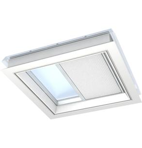 Velux Fsk Flat Roof Solar Light Dimming Blinds L